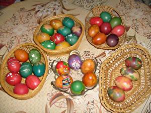 Фото Праздники Пасха Яйца Дизайн