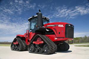 Фотография Трактор Красный 2013-17 Versatile 450DT