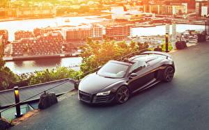 Фото Audi Родстер R8 GT Spyder Автомобили