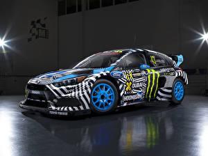 Картинки Форд Тюнинг 2016 Focus RS RX Машины