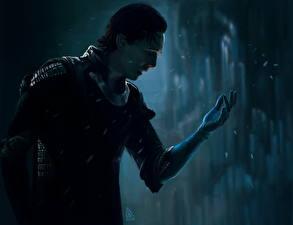 Фотография Том Хиддлстон Мужчины Мстители (фильм, 2012) Loki