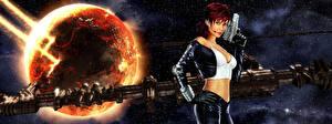 Фотография Воины Пистолеты X3 Reunion Игры Девушки