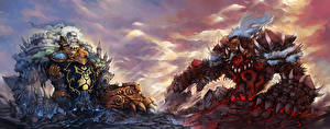 Фотография WoW Воины Stormprime, Orgtron Игры