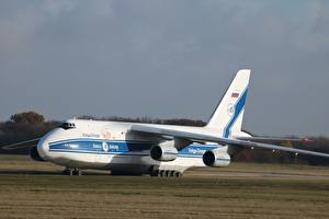 Картинки Самолеты Транспортный самолёт An-124-100
