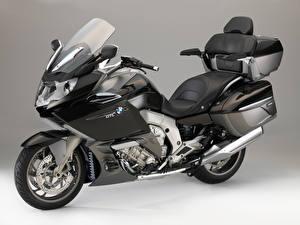 Фотография БМВ Серый фон 2015-16 K 1600 GTL Exclusive Мотоциклы