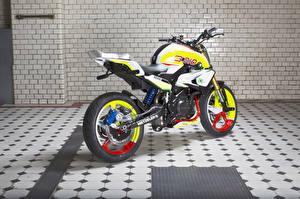 Картинки BMW - Мотоциклы Тюнинг 2015 Concept Stunt G 310
