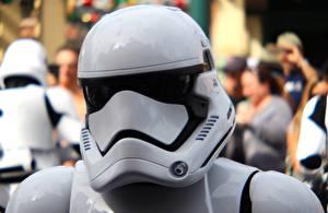 Обои Вблизи Клоны солдаты Звездные войны В шлеме Косплей