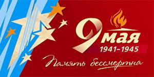Обои Праздники 9 мая Векторная графика Русские