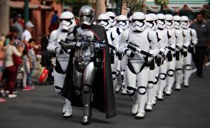 Картинка Звездные войны Клоны солдаты Воители Косплей