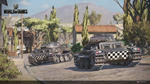 Фотография Танки World of Tanks Немецкий Pz.Kpfw. II Ausf. J 3D_Графика