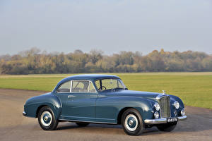 Фотографии Bentley Ретро Металлик 1955 R-Type Continental Coupе by Franay автомобиль