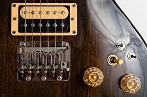 Фото Макро Вблизи Гитара Cardinal Series, Aria Pro II CS-400 Музыка