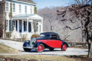 Фотография Мерседес бенц Винтаж 1936-42 170 V Cabriolet A