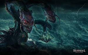 Фото Монстры Stormfall: Age of War Молния Фэнтези