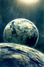 Обои Планеты