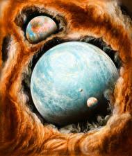 Фото Планеты Космос