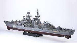 Фото Корабль Игрушка Project 956 Sarych Sovremennyy-class destroyer model военные
