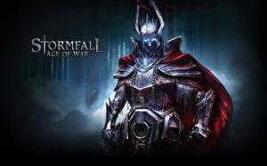 Фотографии Воители Stormfall: Age of War Доспехи Фэнтези