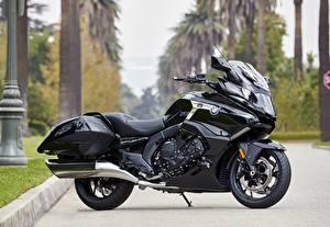 Фотографии BMW - Мотоциклы Черный 2016 K 1600 B