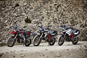 Фотографии BMW - Мотоциклы Трое 3 F Series