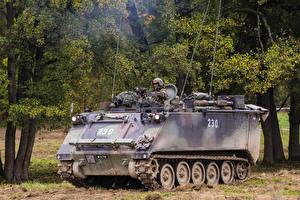 Фотографии БТР Американские M113 Kdo Pz 63 Армия