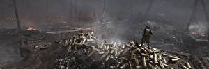 Картинка Battlefield 1 Солдаты Война 3D_Графика