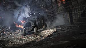 Картинка Battlefield 1 Боевая техника 3D_Графика