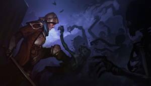 Фотография 3 Воители Нежить Мечи Игры