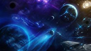 Картинки Планеты Фэнтези
