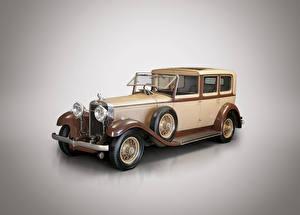 Фото Винтаж 1930 Hispano-Suiza H6B Coupe Chauffeur by Binder Авто