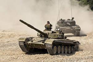 Картинка Танки Т-72 Российские T-72M