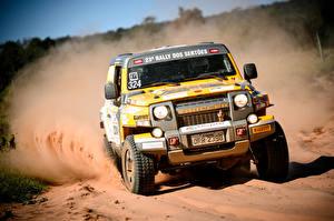 Картинки Тюнинг Скорость Спереди Ралли 2015-17 Troller T4 Rally Машины