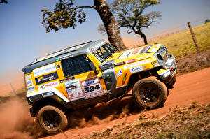 Фотографии Тюнинг Движение Ралли 2015-17 Troller T4 Rally Автомобили