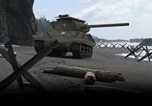 Картинки WOT Танки M4 Шерман Американские