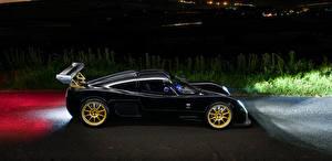 Картинка Черный Сбоку 2015-17 Ultima Evolution Coupe Авто