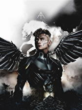 Фото Ангелы Люди Икс: Апокалипсис Archangel (Ben Hardy) Знаменитости