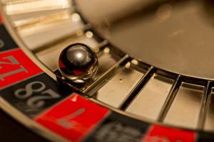 Картинки Вблизи Макросъёмка Шар Roulette 82