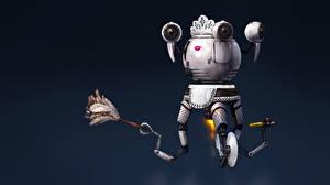 Фотография Fallout Робот Фан АРТ 4 Игры Фэнтези