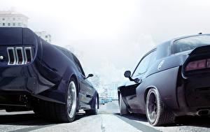 Фото Форсаж 8 Вид Автомобили