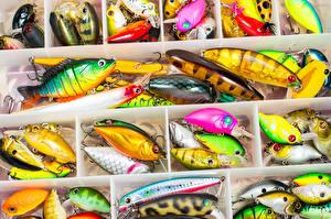 Картинка Рыбалка Рыбы Fishing lure Спорт