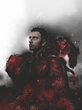 Картинка Майкл Фассбендер Мужчины Люди Икс: Апокалипсис Magneto кино Знаменитости