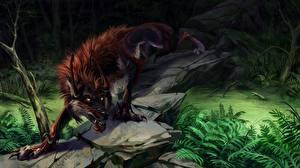 Картинки Монстры Рога