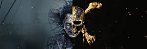 Фото Пираты Карибского моря: Мертвецы не рассказывают сказки Хавьер Бардем Черепа Фильмы Знаменитости