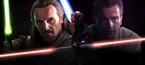Фотографии Звездные войны Воители Световой меч Фильмы