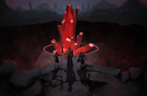 Картинка Воины Трое 3 Crystal