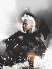 Фотография Люди Икс: Апокалипсис Блондинка Storm (Alexandra Shipp) Девушки Знаменитости