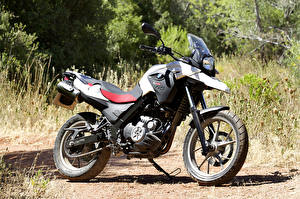 Картинка BMW - Мотоциклы 2010-16 G 650 GS Мотоциклы