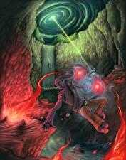 Обои Фантастический мир Волшебство Инопланетяне Фантастика