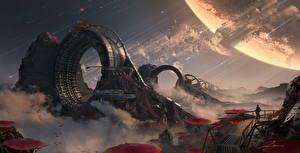 Фото Фантастический мир Titanfall 2 Фэнтези