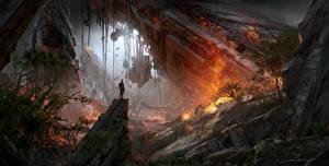 Фотография Фантастический мир Воины Катастрофы Titanfall 2 компьютерная игра Фэнтези